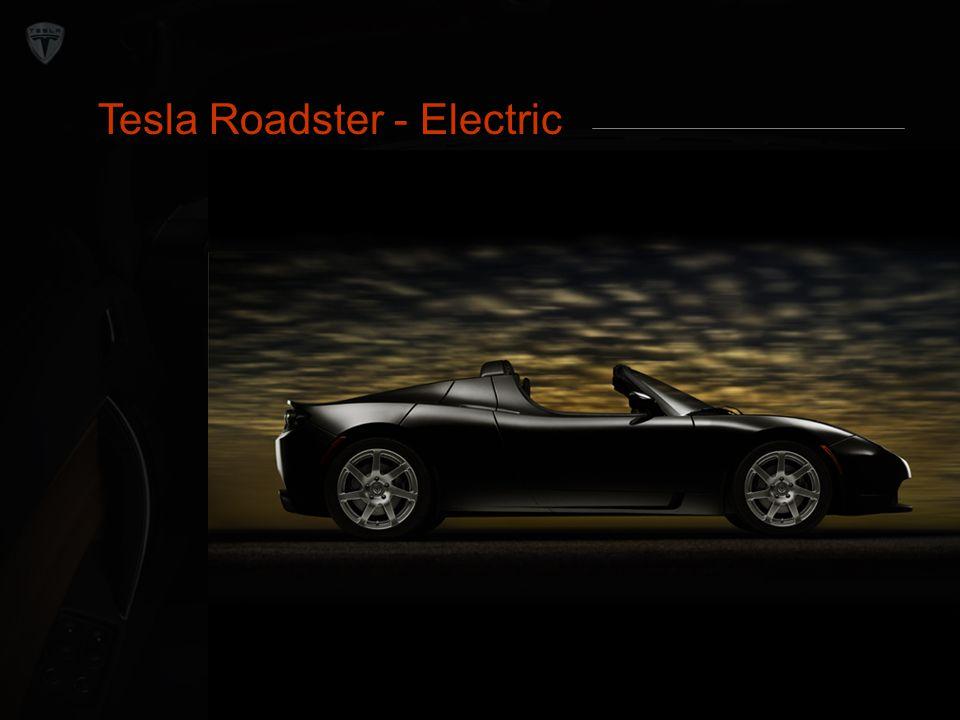 Internal Rivalry Tesla Roadster - Electric