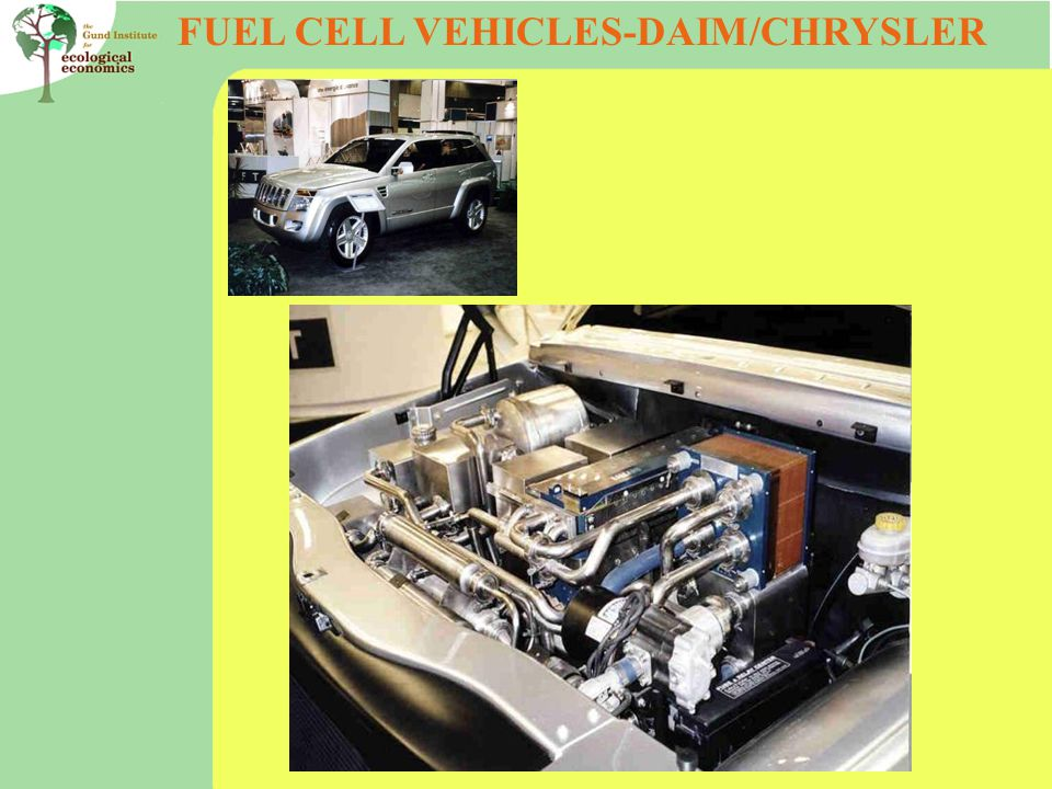 FUEL CELL VEHICLES-DAIM/CHRYSLER