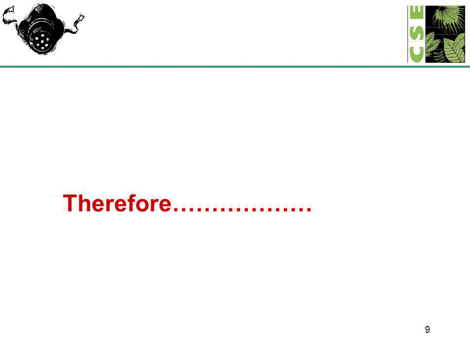 9 Therefore………………