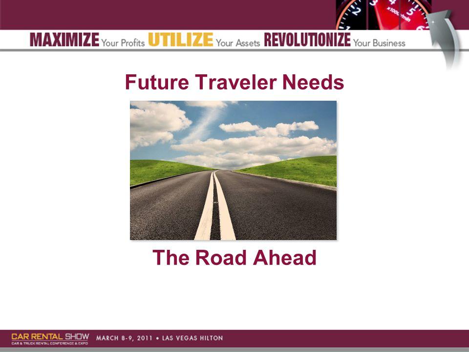 Future Traveler Needs The Road Ahead