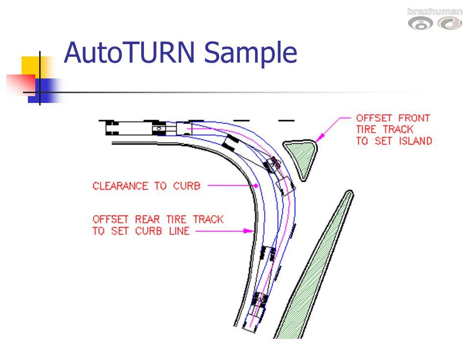 AutoTURN Sample