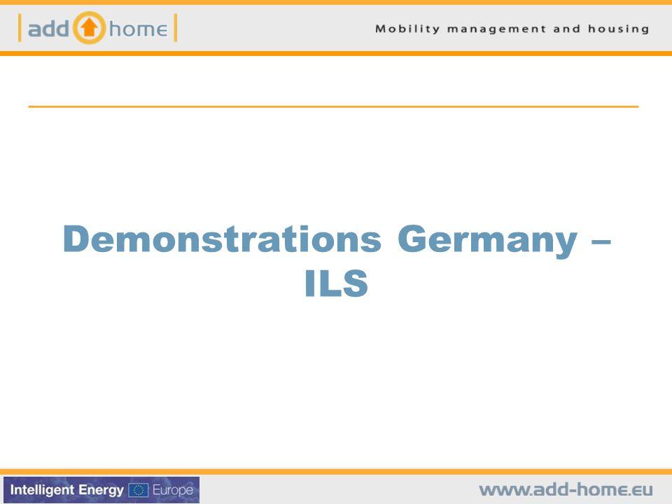 Demonstrations Germany – ILS