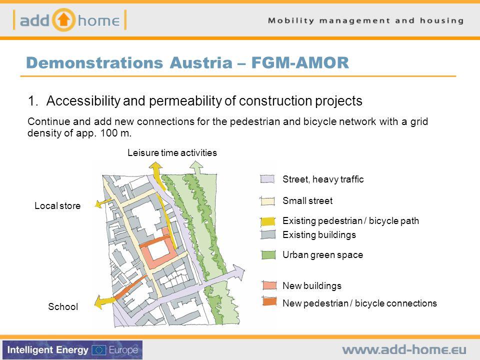 Demonstrations Austria – FGM-AMOR 1.