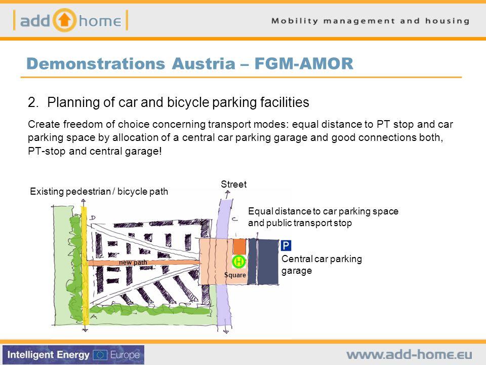 Demonstrations Austria – FGM-AMOR 2.