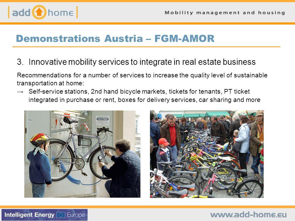 Demonstrations Austria – FGM-AMOR 3.
