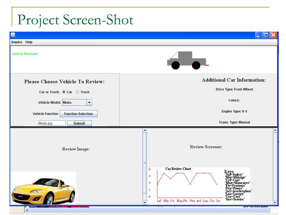Project Screen-Shot