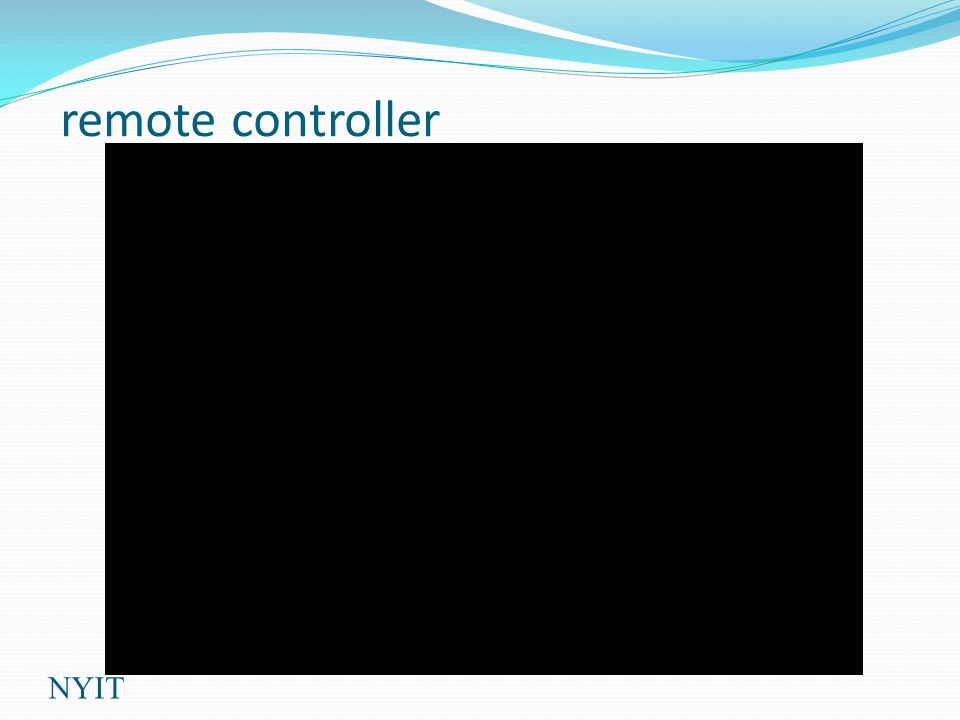 remote controller NYIT