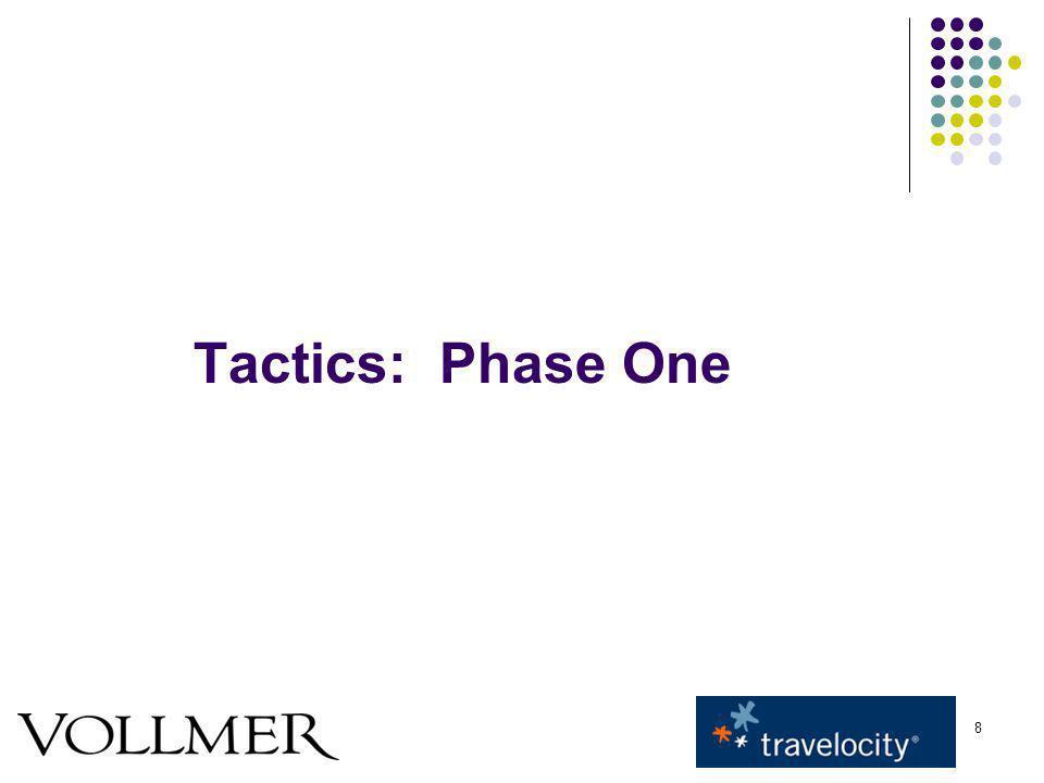 8 Tactics: Phase One