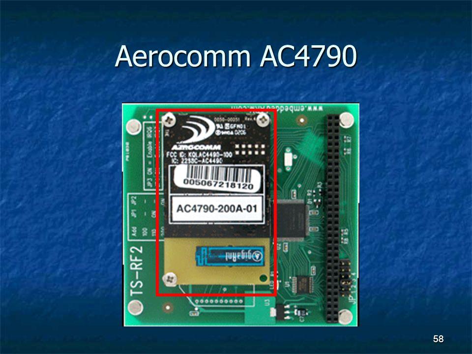 Aerocomm AC4790 58