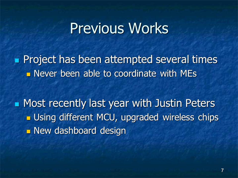Programming Phases A/D Converter A/D Converter RS-232 Interface RS-232 Interface RPM Counter RPM Counter Touchscreen Touchscreen All Together All Together 28