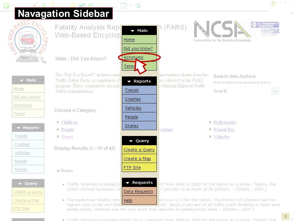 Navagation Sidebar 3