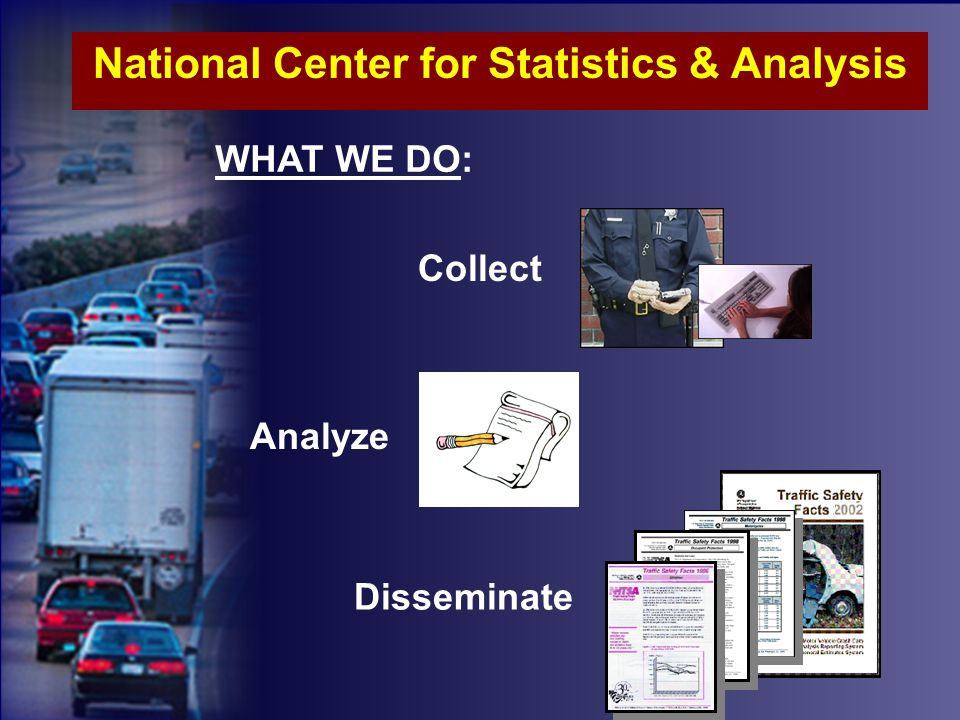 Rhode Island 2002 2002 RI Cases include Crash Month, County & TrafficwayID Example 1 SORTING Case Listing Query 34