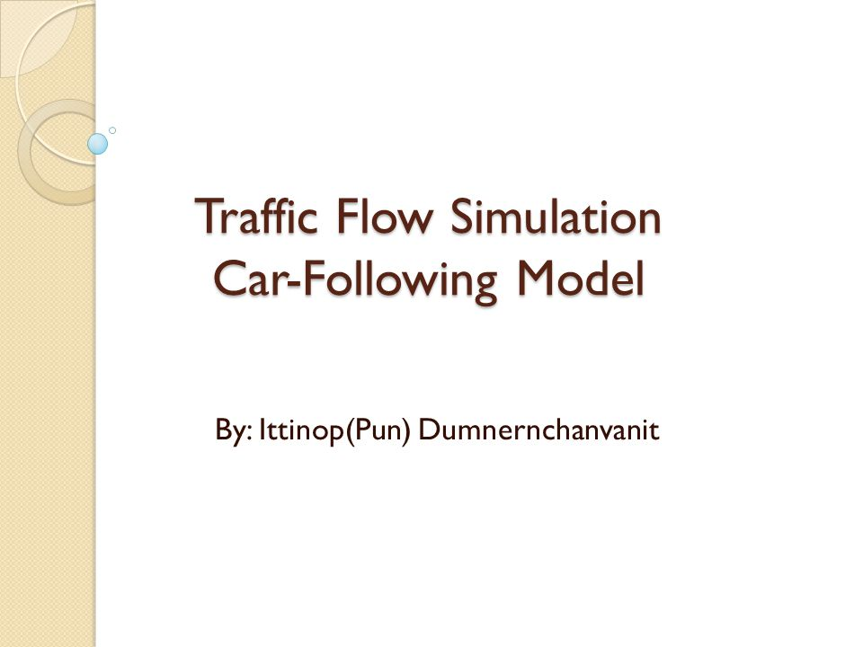 Mechanisms behind the simulation how to show vehicle with its direction take car to center, then use rotational matrix, then take it back