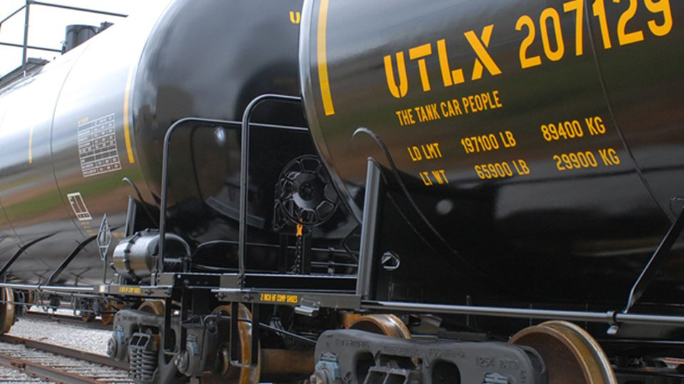 Union Tank Car Company THE TANK CAR PEOPLE ® 21