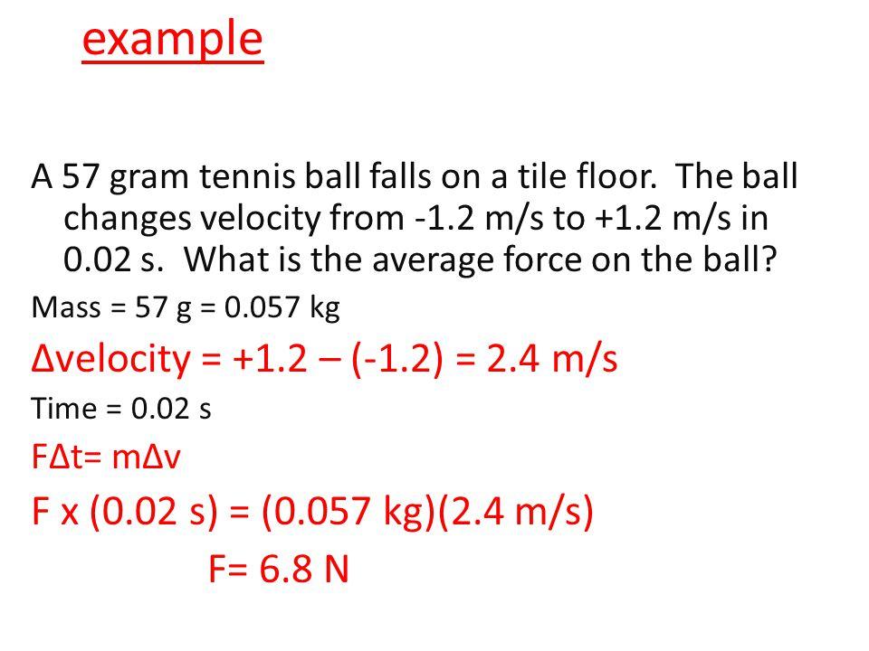 The carts change of momentum is A. 30 kg m/s. B. 10 kg m/s. C.–10 kg m/s. D.–20 kg m/s. E.–30 kg m/s.