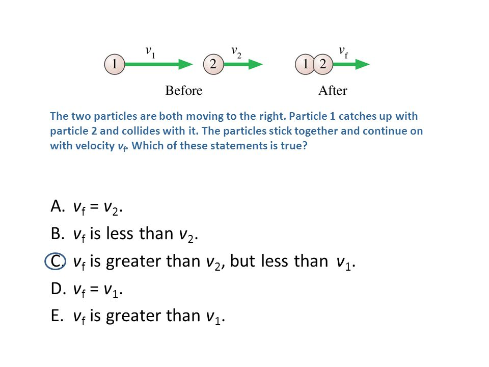A.They exert equal impulses because they have equal momentum.