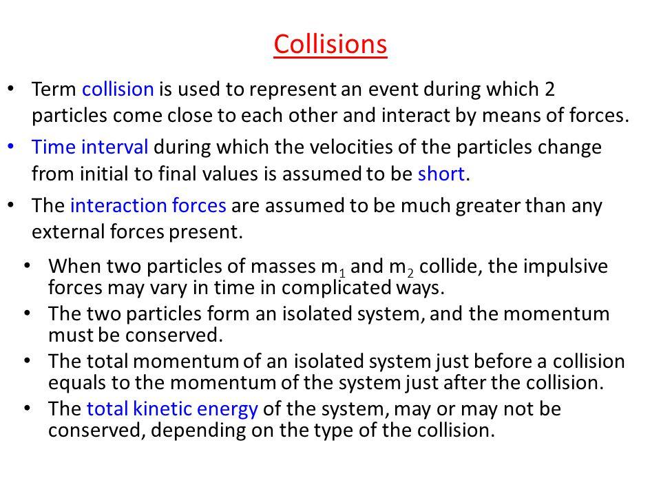 T.Norah Ali Almoneef In an inelastic collision 1.