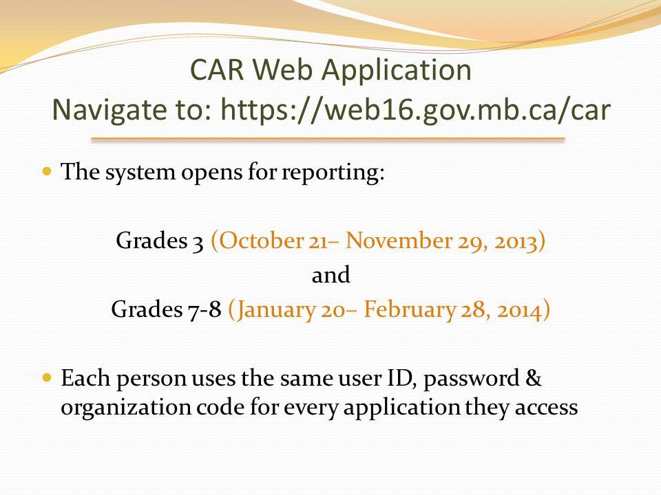 Sample: Verification Report