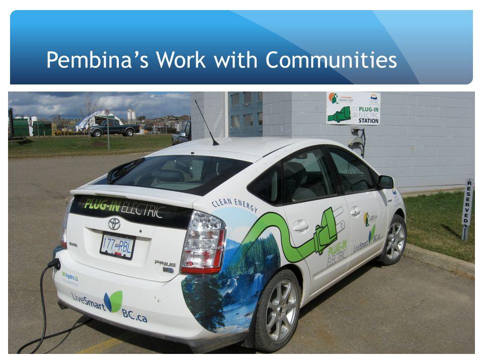Pembinas Work with Communities