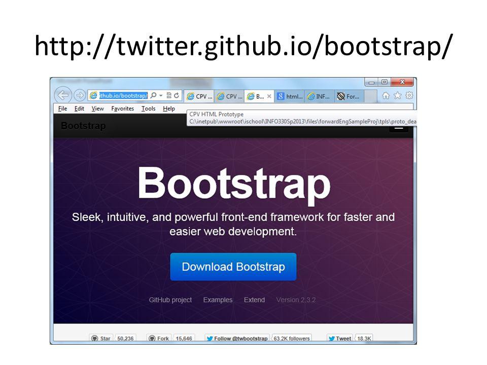 http://twitter.github.io/bootstrap/