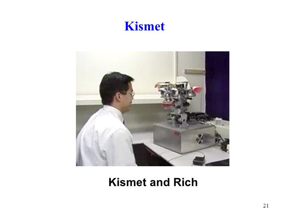 21 Kismet Kismet and Rich
