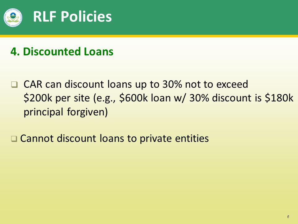 6 RLF Policies 4.