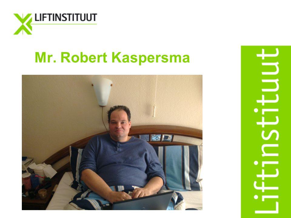 Mr. Robert Kaspersma