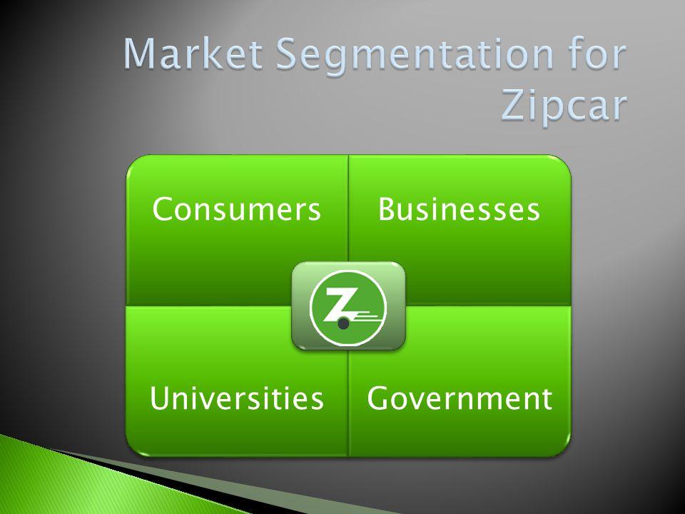 ConsumersBusinesses UniversitiesGovernment