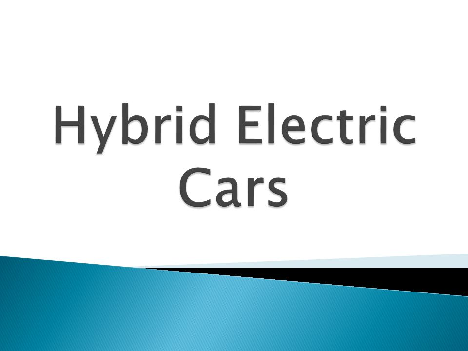 Fuel cell vehicles have a series hybrid configuration.