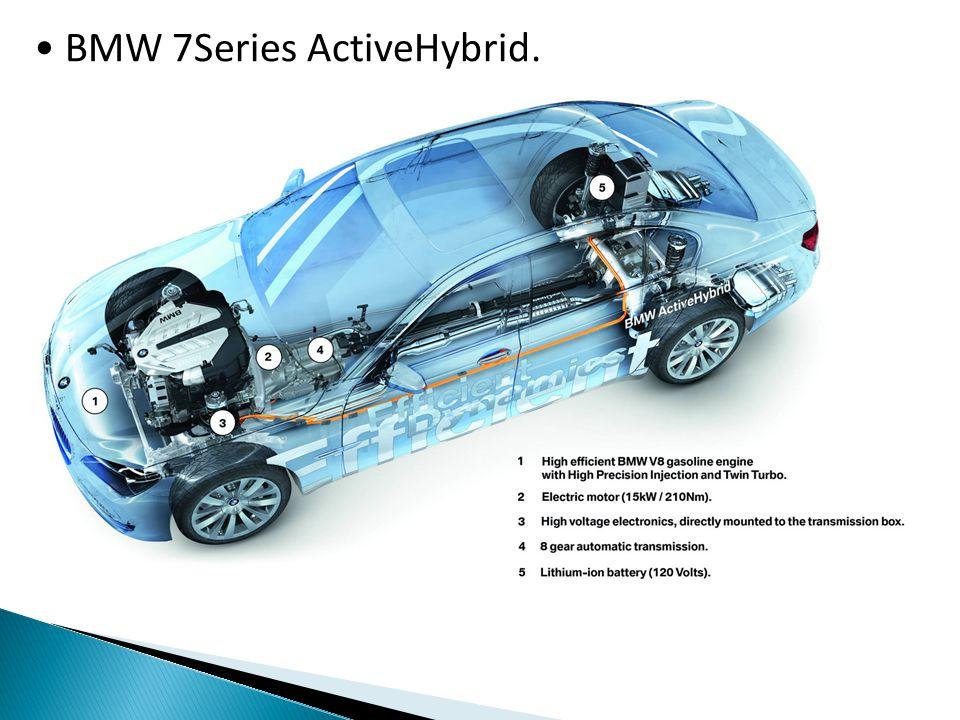 BMW 7Series ActiveHybrid.