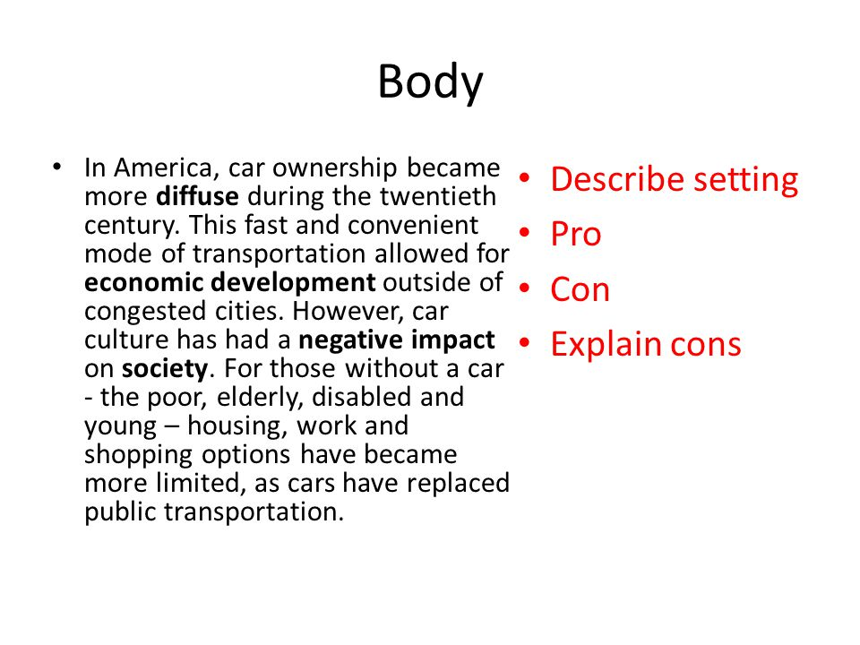 Body In America, car ownership became more diffuse during the twentieth century. This fast and convenient mode of transportation allowed for economic