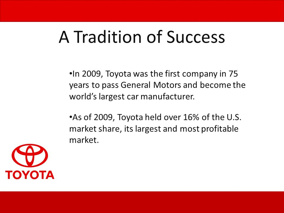 Internal Discord Soon after the recalls, an e-mail written by Irv Miller, then Toyotas Vice-President for Public Affairs, surfaced on April 8 th, 2010 that revealed Toyota had communication and transparency problems both externally and internally.