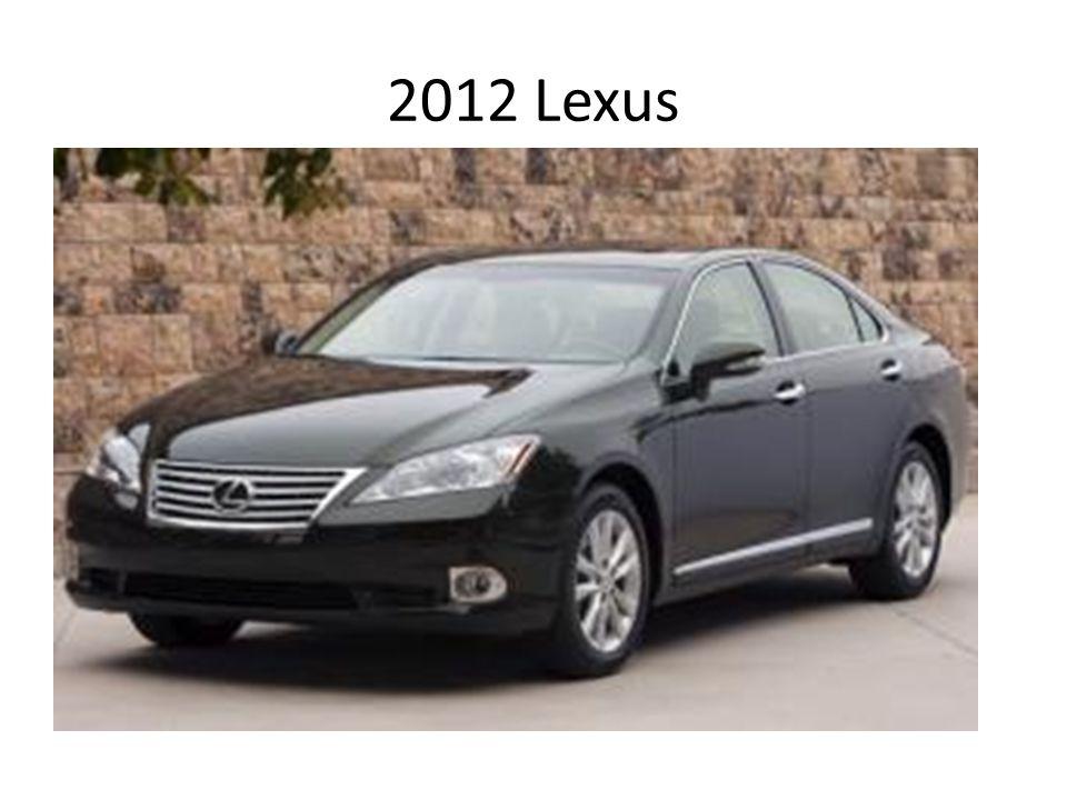 2012 Lexus