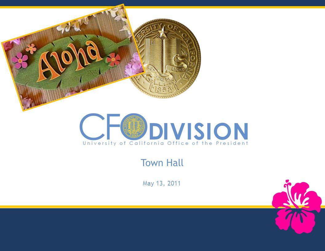 Town Hall May 13, 2011