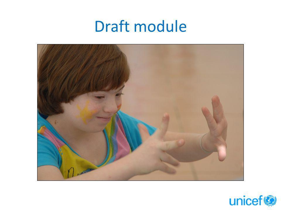 Draft module