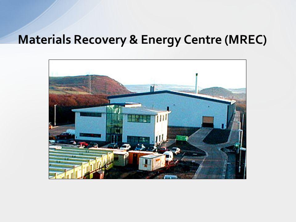 Materials Recovery & Energy Centre (MREC)
