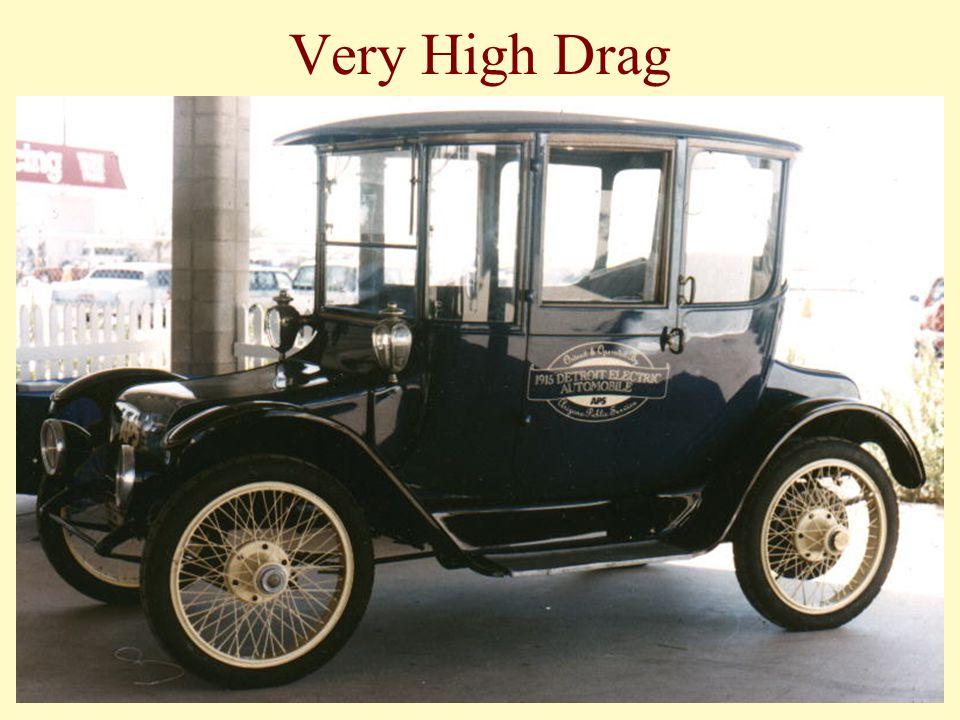 Very High Drag