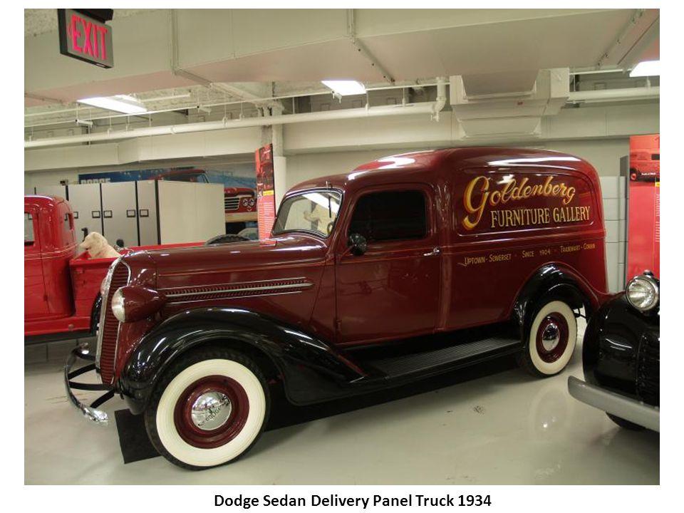 De Soto Sedan Custom Rod 1934