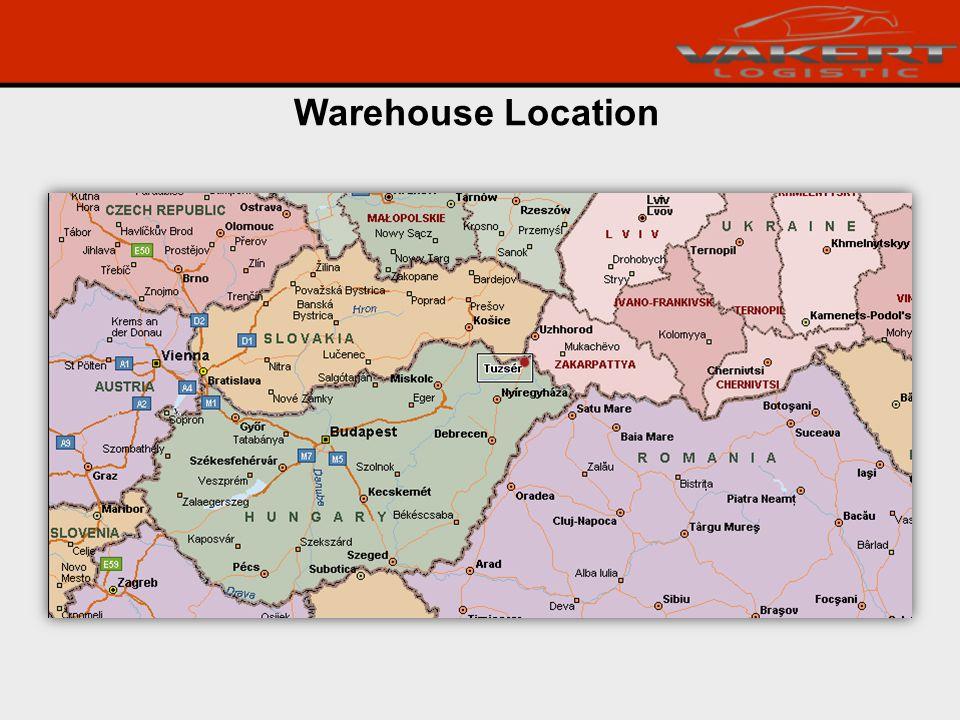 Warehouse Location