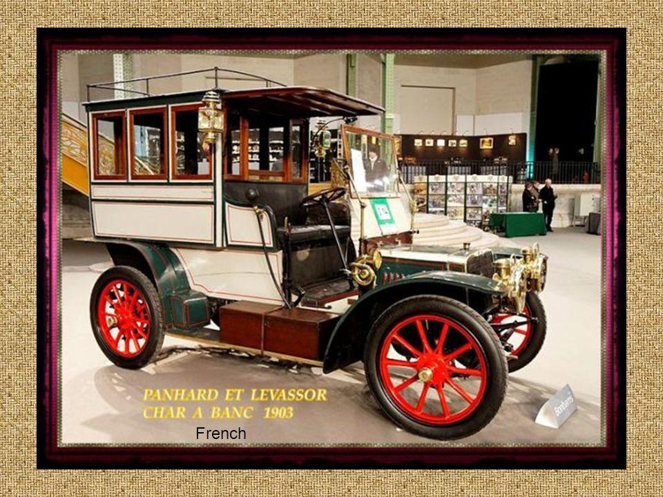 1902 Lavassor 7 CV Bicylindre – Voiturette Par Clement Rothschild