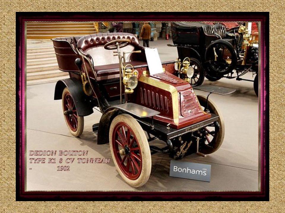 De Dion Bouton Type G 4.5 CV Vis A 1900