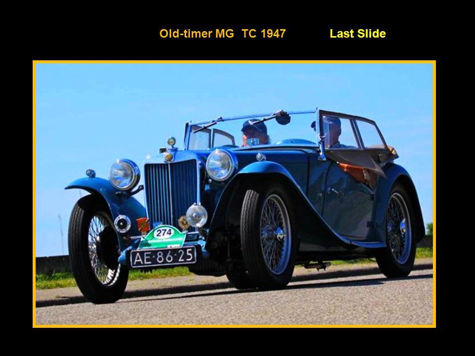 MG TC 1947