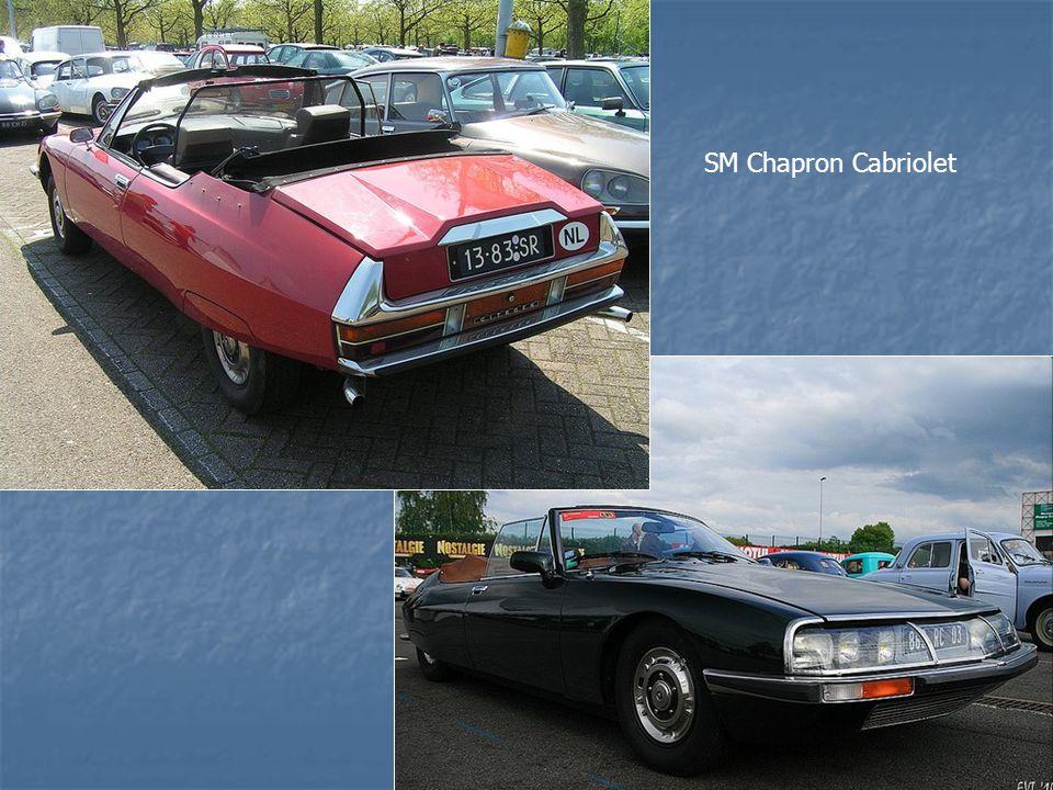 SM Chapron Cabriolet