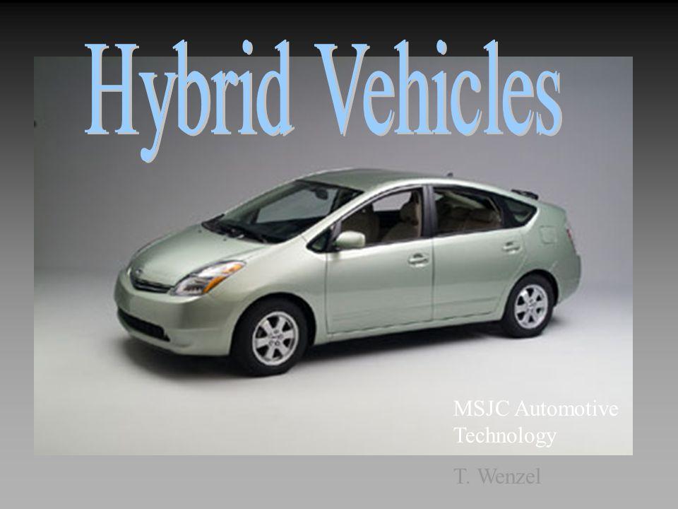 MSJC Automotive Technology T. Wenzel