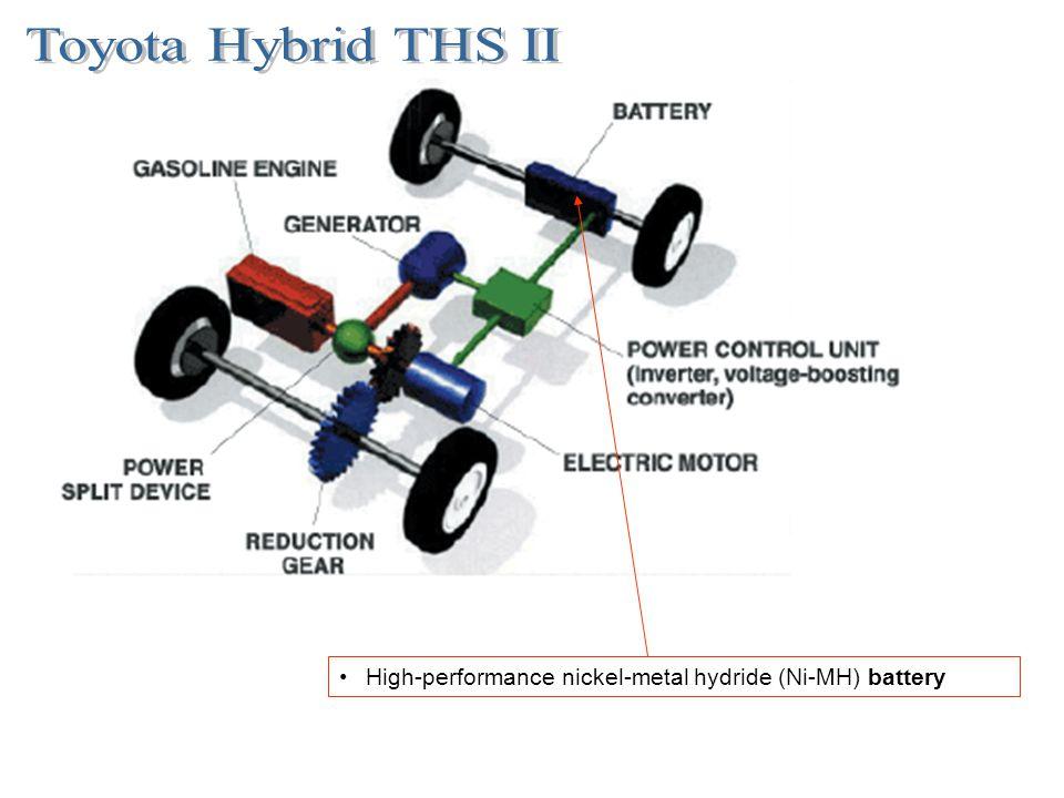 High-performance nickel-metal hydride (Ni-MH) battery