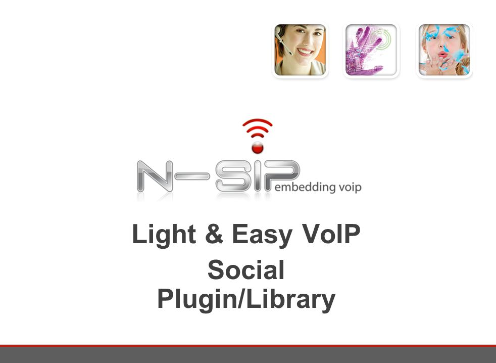 Light & Easy VoIP Social Plugin/Library