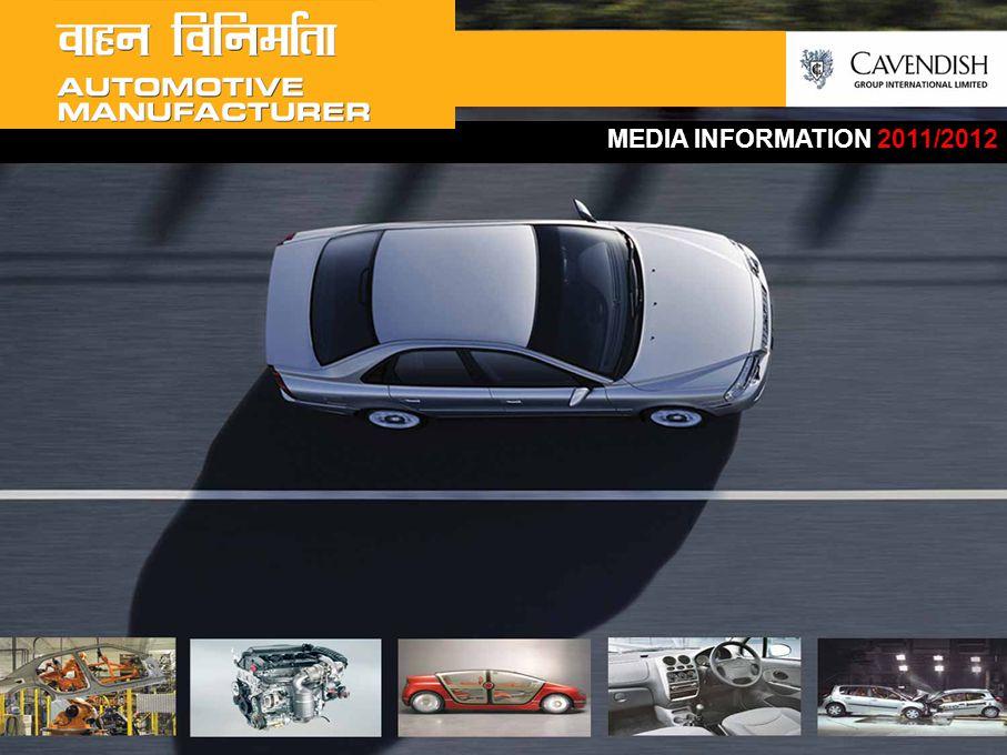 MEDIA INFORMATION 2011/2012