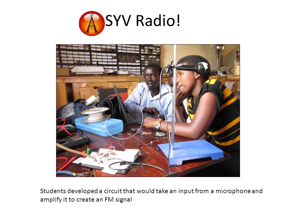 SYV Radio.