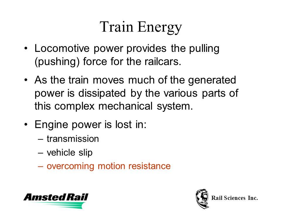 Rail Sciences Inc.