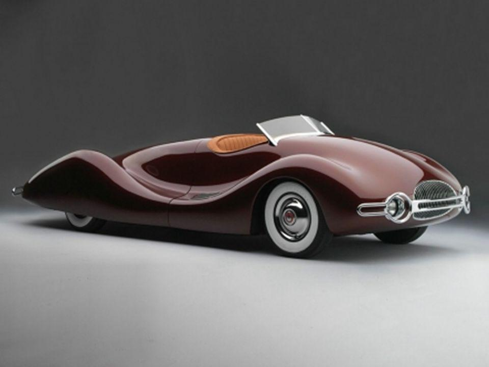 This classic Buick Streamliner is in pristine condition, restored by Dave Crouse for the 2010 Concours dElegance.